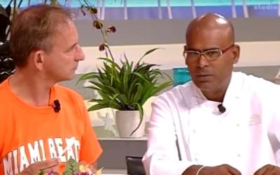 "In het TV programma ~ ""Nederland als vakantieland"""